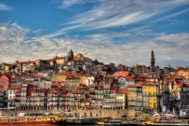 Phố cảng Porto