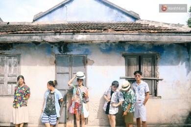 Lý Sơn đâu chỉ có biển đẹp, Lý Sơn giờ có cả một làng bích họa mới toanh cho bạn tha hồ chụp ảnh