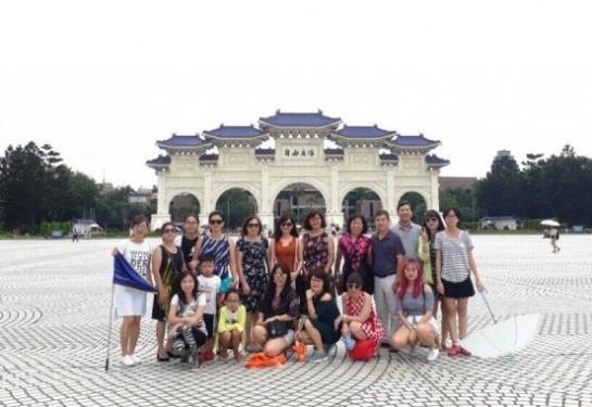 Chuyến tham quan Đài Loan kết thúc thành công, tốt đẹp