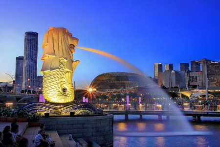 ĐẢO QUỐC SINGAPORE