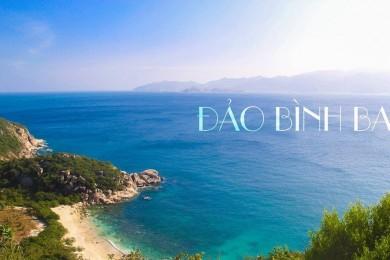 Đảo Bình Ba - Phan Thiết - Resort 4*