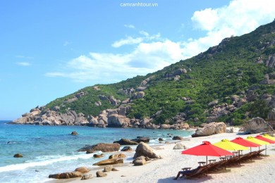 Đảo Bình Ba - Vương quốc tôm hùm