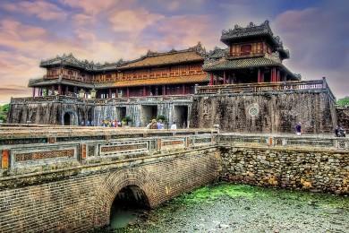 Hành trình di sản Miền Trung (Đà Nẵng - Hội An - Huế - Phong Nha)