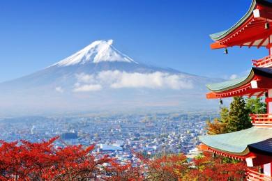THỦ ĐÔ TOKYO – NÚI PHÚ SĨ