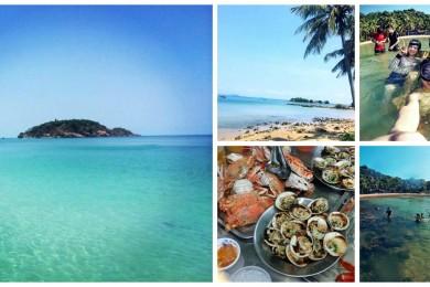 Đảo Hải Tặc - Kiên Giang