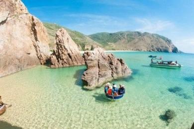 Quy Nhơn - Kỳ Co - Eo Gió - Phú Yên