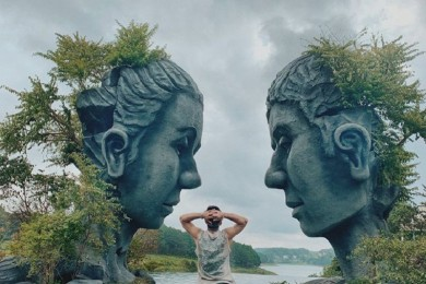 [Đà Lạt] Fairy Tale Land - Đồi Chè - Hồ Vô Cực - Thung Lũng Đèn - Quê Garden
